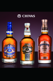 3.15(Thu) Chivas Regal Whisky Dinner