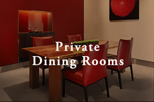 Private Dining Rooms