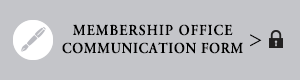 MEMBERSHIP OFFICE COMMUNICATION FORM