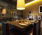 la cucina / private room (with wine cellar) 2-6 people